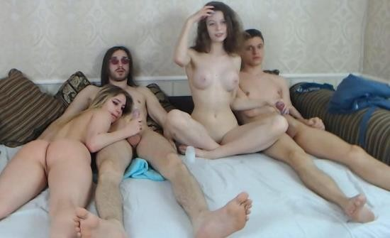 Chaturbate - Amateurs - Sexyru couple show on (FullHD/1080p/545 MB)