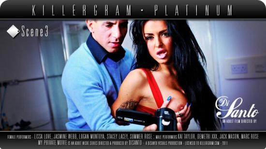 KillerGram/DaringSex - Stacey Lacey - My Private Movie (HD/720p/622 MB)