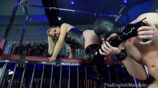 TheEnglishMansion - Miss Suzie - Young Dommes Sex Slave (HD/720p/583 MB)