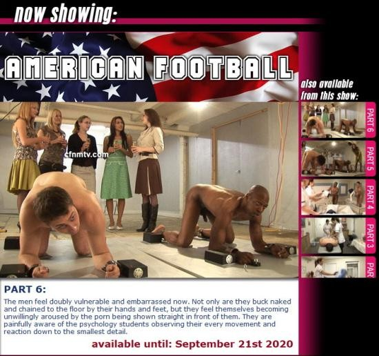 CFNMTV - UNKNOWN - American football (PART 1-6) (SD/540p/194 MB)