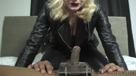 Femmefatalefilms - Mistress Akella - Chastity Milking (HD/720p/108 MB)