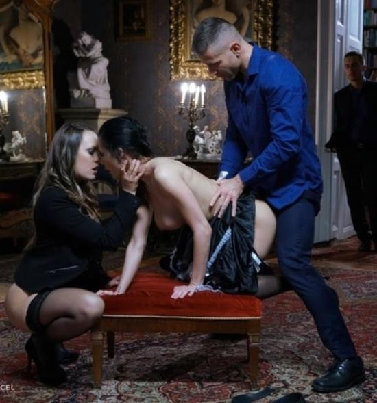 DorcelClub - Blue Angel, Nicole Love - The rich housewifes orders (HD/720p/398 MB)