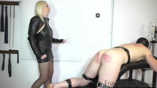 FemmeFataleFilms - Divine Mistress Heather - Getting Caned - Super Hd - Complete Film (FullHD/1080p/520 MB)