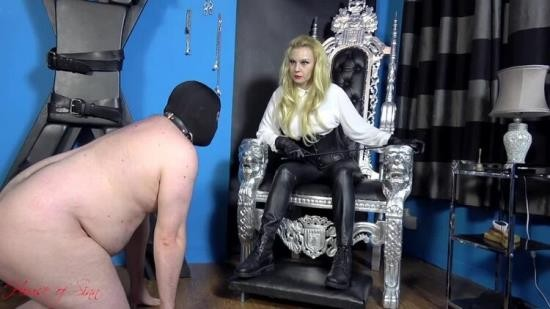 HouseOfSinn - Unknown - A Pitful Excuse For A Slave (HD/720p/206 MB)