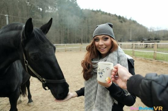 SexBabesVR - Morgan Rodriguez - The Ranch Affair (UltraHD 2K/1440p/1.21 GB)