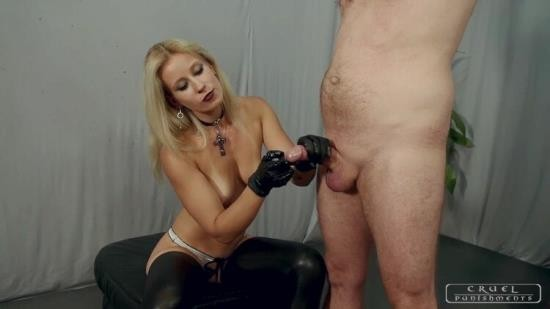 CruelPunishments - Mistress Anette - Severe Femdom - Clean Up The Mess (FullHD/1080p/311 MB)