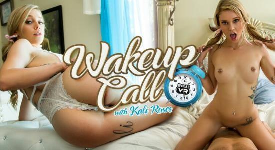 WankzVR - Kali Roses - Wake Up Call (FullHD/1080p/2.90 GB)