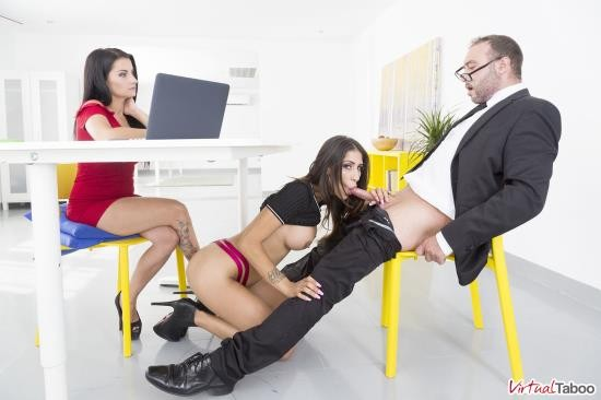 VirtualTaboo - Bianka Blue, Raquel Martin - My Deep Job Interview (UltraHD 2K/1500p/3.08 GB)