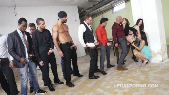 LegalPorno - Tina Kay, Gabriella - Initiation of a slut 2of3 The Raffle with Tina Kay Gabriella GIO370 (HD/720p/1.44 GB)