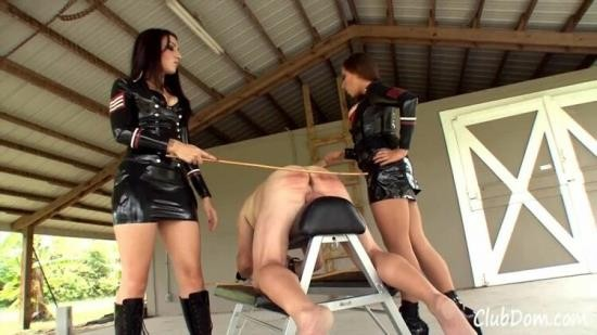 Clubdom - Unknown - Caning The Slave (HD/720p/231 MB)