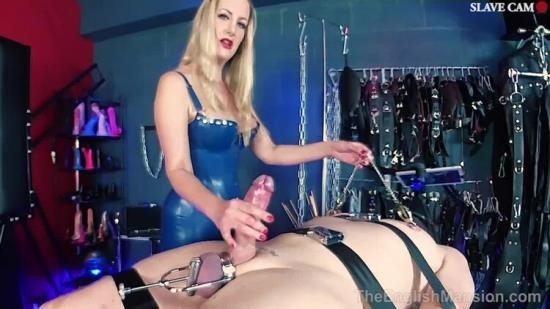 TheEnglishMansion - Mistress Nikki - Screen Of Your Torment - Part 1 (HD/720p/214 MB)