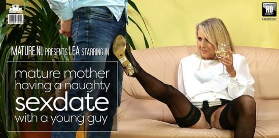 Mature.nl - Lea - Mature Mother Having A Naughty Sexdate With A Young Guy (FullHD/1080p/1.60 GB)