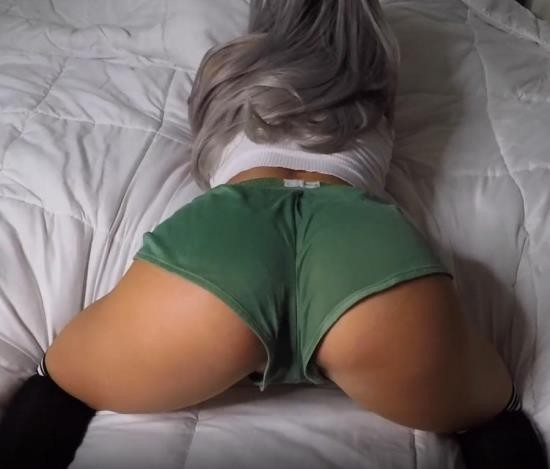 Pornhub - littlebuffbabe - Tight Fit Girl Fucks back with Creamy Pussy and Big Ass (FullHD/1080p/253 MB)