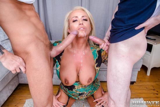 PrivateMILFs/Private - Rebecca Jane Smyth - MILF Hungry For DP (HD/720p/862 MB)
