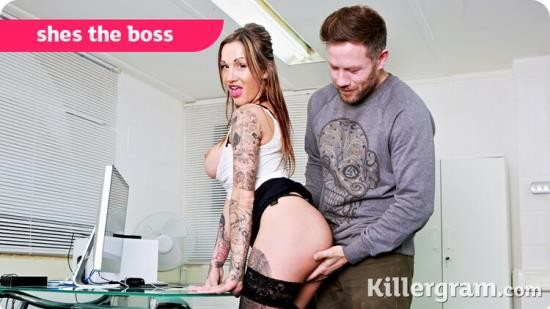 Killergram - Chantelle Fox - Shes The Boss (HD/720p/577 MB)