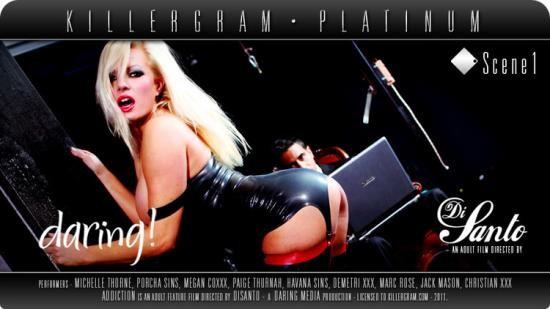 DaringSex/Killergram - Michelle Thorne - Addiction Scene 1 (HD/720p/608 MB)