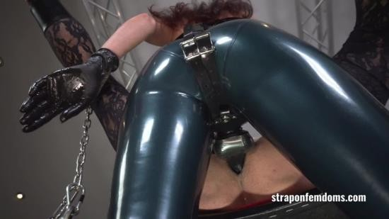 StraponFemdoms - Mistress Susi - And The Whore (FullHD/1080p/360 MB)