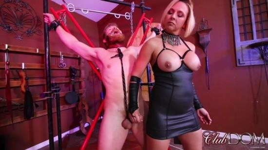 Clubdom - Goddess Brianna - Forced To Be Milked (FullHD/1080p/567 MB)