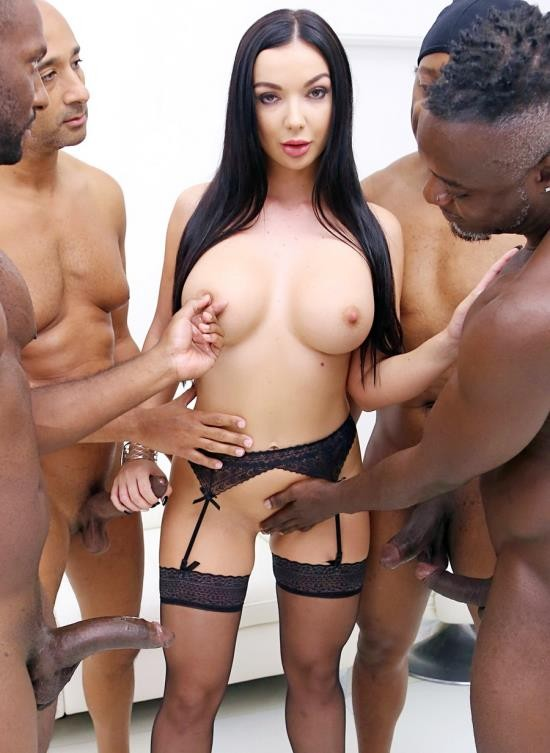 LegalPorno - Lady Gang - Lady Gang Interracial Double Penetration With 4 BBC SZ2497 (FullHD/4.88 GB)