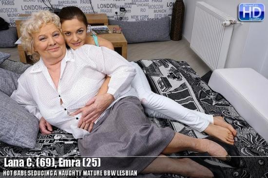 Old-and-Young-Lesbians/Mature.nl - Lana C., Emra - lesbian-alex403 (HD/720p/1000 MB)