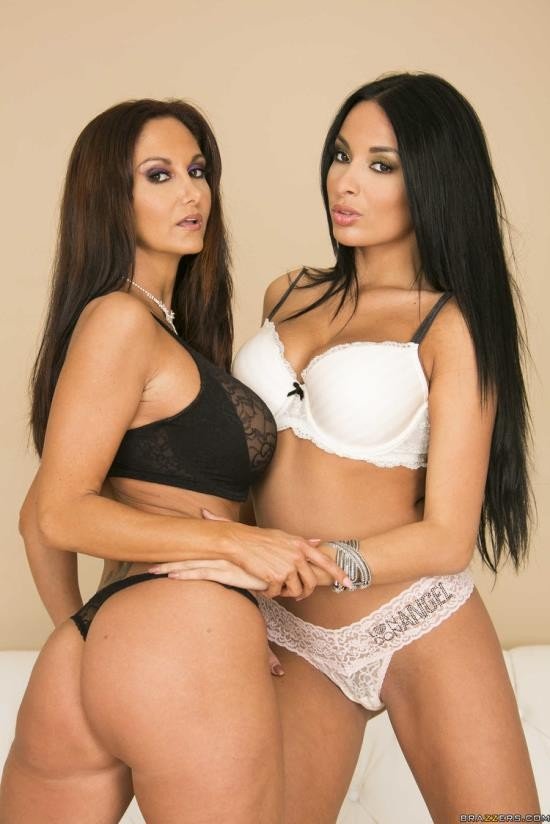 RealWifeStories/ Brazzers - Ava Addams. Anissa Kate - Naughty Neighbors (FullHD/1080p/3.05 GB)