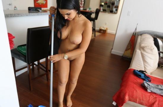 MyDirtyMaid/BangBros - Ada Sanchez - Cute Maid Sucking Dick and Spreading Pussy (HD/720p/816 MB)