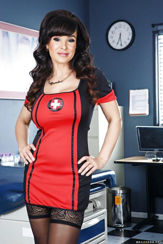 BigWetButts/Brazzers - Lisa Ann - Nurse Booty on Duty (FullHD/1080p/2.18 GB)