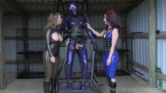 TheEnglishMansion - Mistress Lola Ruin, Mistress T - Slave Spin Cycle - Complete Film (HD/720p/281 MB)