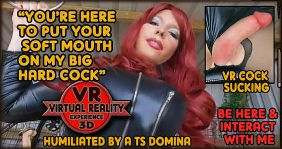 THE ENGLISH MANSION - UNKNOWN - Big Dick Sucking VR (UltraHD/2K/1920p/712 MB)