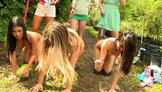 BangBros.com/HazeHer.com - UNKNOWN - Sister-Hood In The Woods Get Wet, Wild (HD/720p/768 MB)