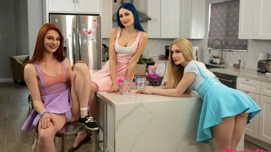 MyFamilyPies/Nubiles-Porn - Emma Starletto, Jewelz Blu, Lacy Lennon - My Step Cousins Are Bad Bunnies (FullHD/1080p/4.32 GB)