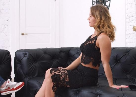 TrickyAgent.com/DirtyFlix.com - Jenny Manson - Perky porn casting first timer (HD/720p/475 MB)