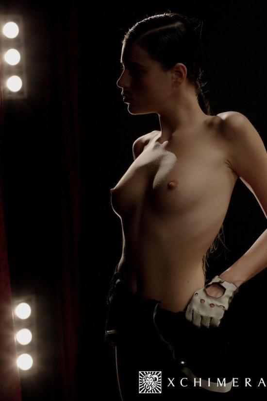 xChimera.com/PornDoePremium.com - Jessica X - Glamorous Ukrainian babe Jessica X gets cum on ass in hot fetish fuck (HD/720p/473 MB)