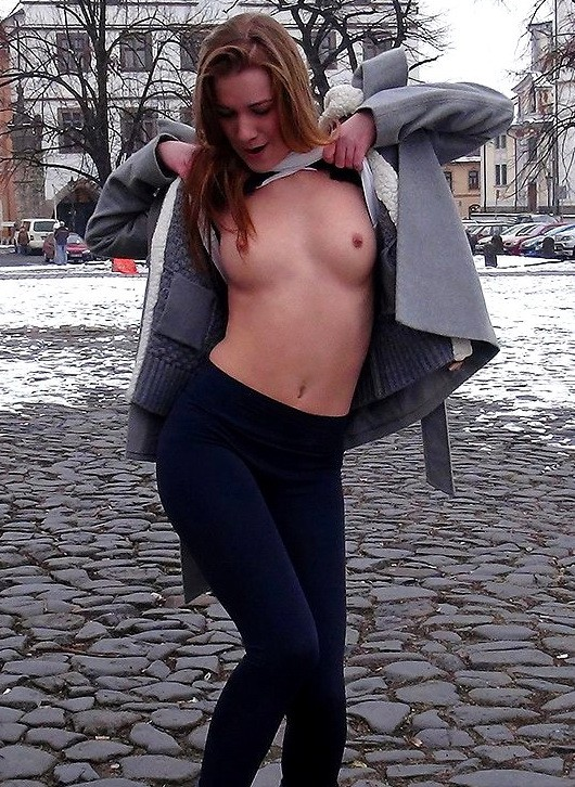 PublicPickUps/Mofos - Dominika - Today's Special: One Skank, Served Over-Easy (SD/480p/353 MB)