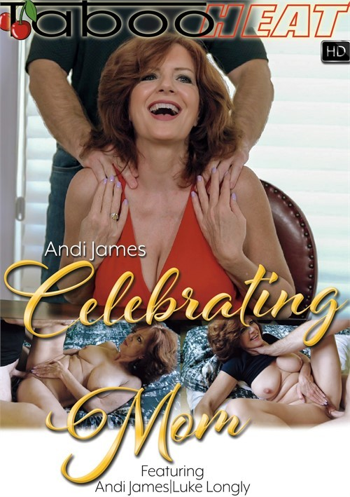 Jerky Wives/TabooHeat/Clips4Sale - Andi James - Celebrating Mom (FullHD/1080p/745 MB)
