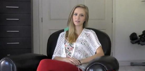 WoodmanCastingX/PierreWoodman - Rachel James - Casting X 151 (FullHD/1080p/6.84 GB)