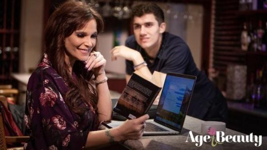 AgeAndBeauty/AdultTime - Syren De Mer - Coffee Date (FullHD/1080p/1.54 GB)