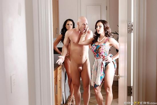 RealWifeStories/Brazzers - Kendra Lust, Peta Jensen - My Two Wives (HD/720p/2.33 GB)