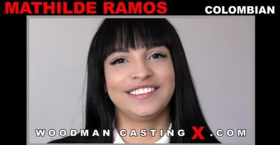 WoodmanCastingX - Mathilde Ramos - Casting X 186 Updated (FullHD/1080p/3.91 GB)