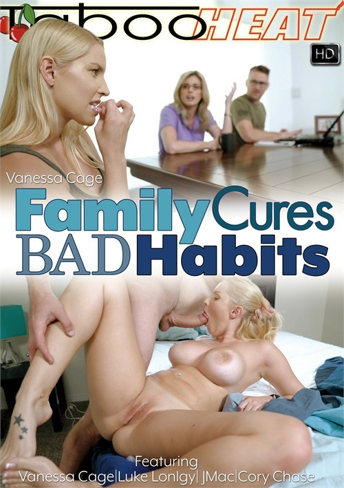 Bare Back Studios/clips4sale - Vanessa Cage - Family Cures Bad Habits (FullHD/1080p/1.06 GB)