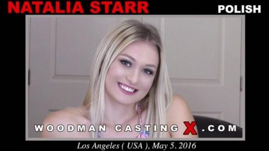 WoodmanCastingX - Natalia Starr - Hard - June gloom and first DP with 2 men (FullHD/1080p/1.25 GB)
