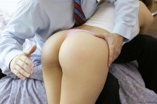 Nubiles-Porn/NubilesNetwork - Bea Wolf - Spanked And Fucked (FullHD/1080p/1.83 GB)