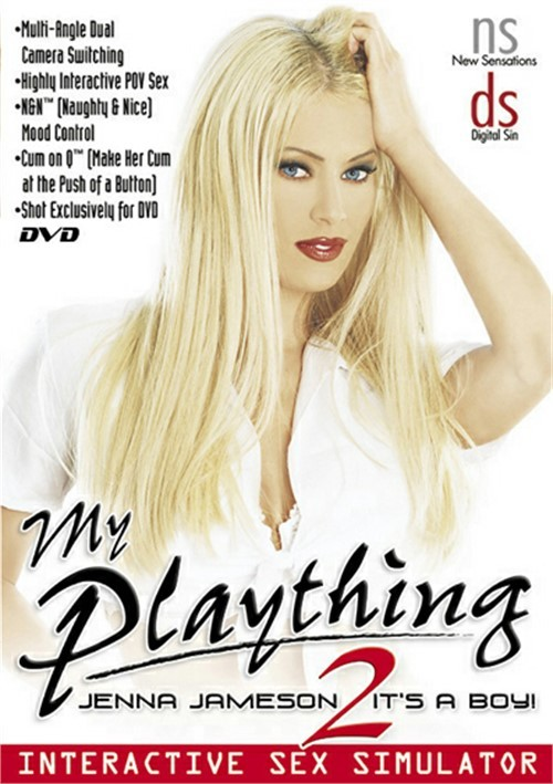My Plaything - Jenna Jameson 2 (SD/1.36 GB)