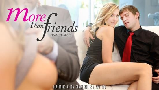 EroticaX - Melissa Moore, Alexa Grace - More Than Friends, Episode 4 (FullHD/1080p/1.97 GB)
