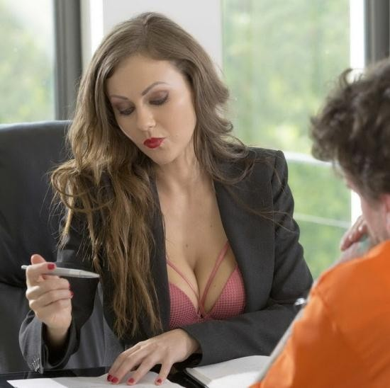OfficeObsession/Babes - Tina Kay - Lay Down the Law (FullHD/1080p/665 MB)