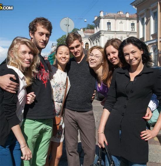 StudentSexParties/WTFPass - Masha, Sasha, Sveta - Crazy Medical College Graduation Party, Part 1 (HD/720p/1.38 GB)
