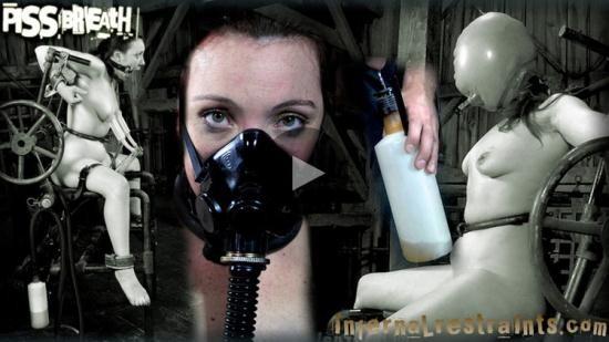 InfernalRestraints - Maggie Mead - Piss Breath (HD/720p/556 MB)