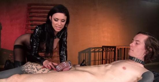 ViciousFemdom - Mistress Andy - Cruel Chastity Games (HD/720p/359 MB)
