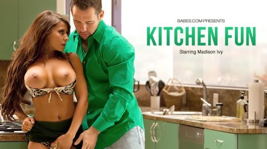 Babes - Madison Ivy - Kitchen Fun (FullHD/1080p/932 MB)