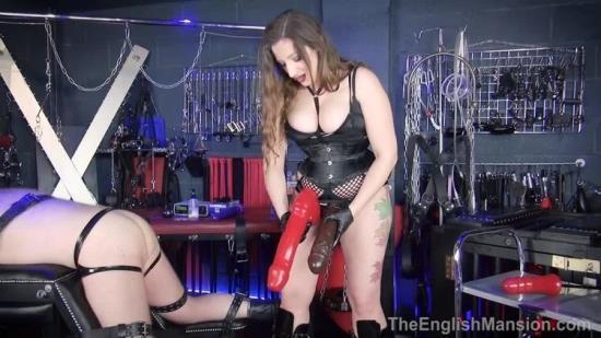 TheEnglishMansion - Mistress Evilyne - Anal Destruction - Part 4 (HD/720p/245 MB)